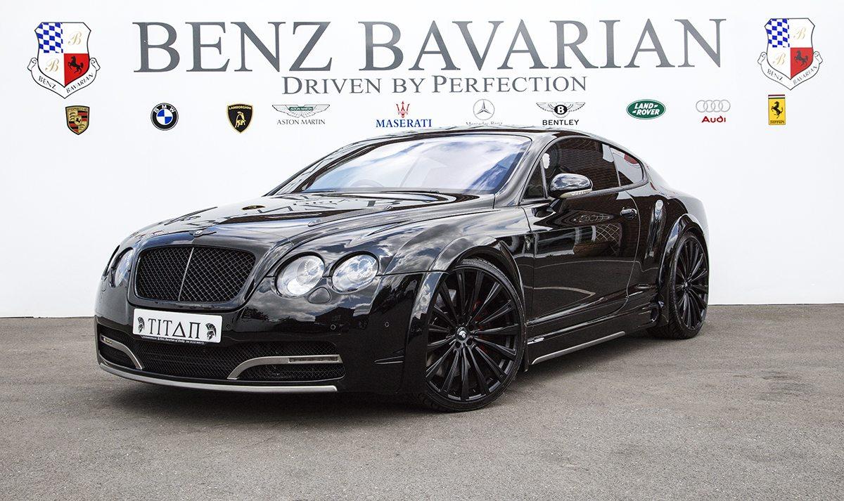 Titan Bentley Titan1