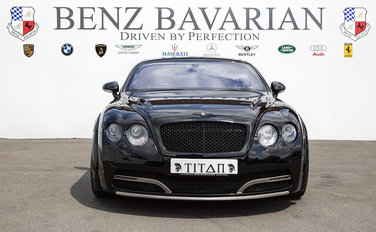 Titan Bentley Titan2