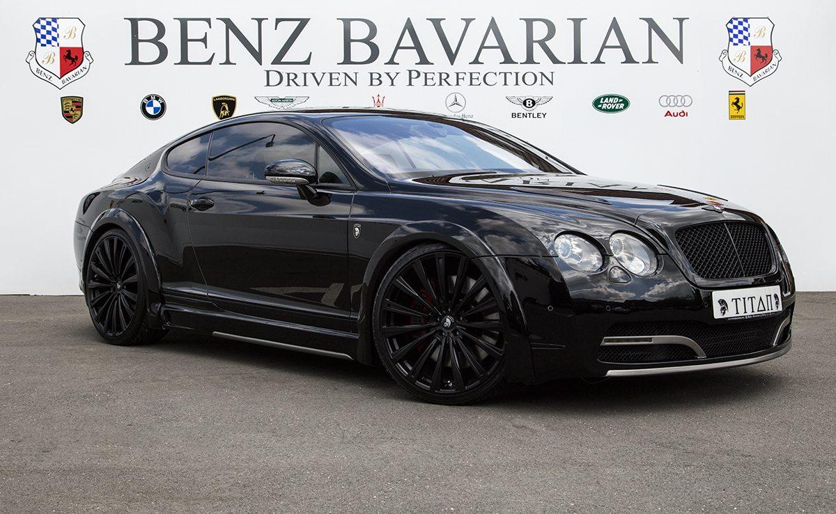 Titan Bentley Titan3