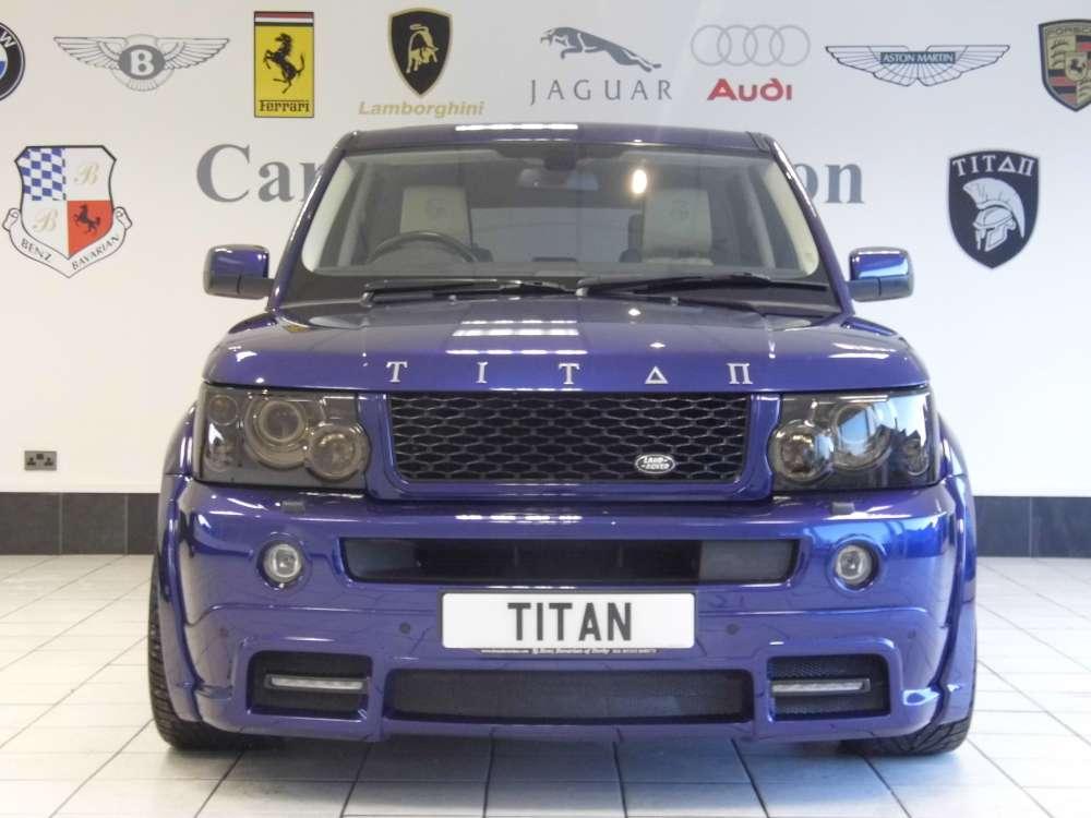 Titan Range Titan Rover2