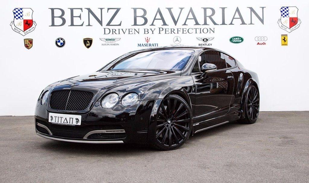 Titan Titan Bentley