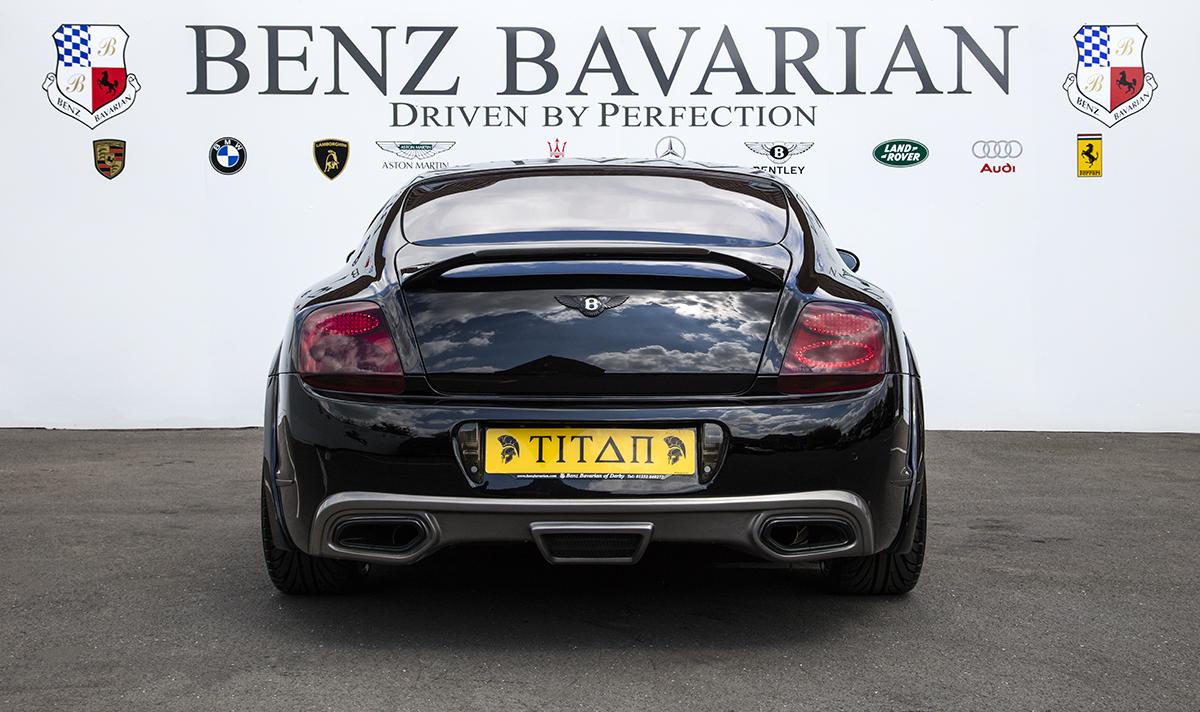 Titan Bentley Titan6