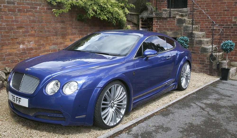 Titan Bentley22