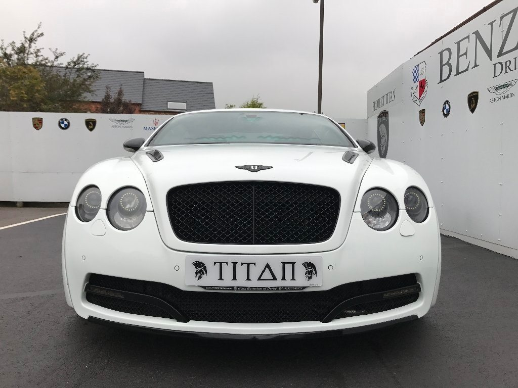 Titan Bentley Continental 6.0 Gt 2dr 20