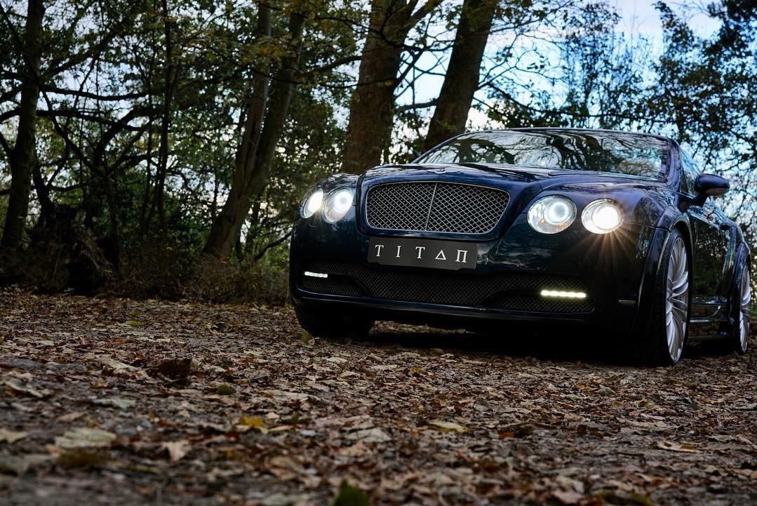 Bentley Gtc Blue 21