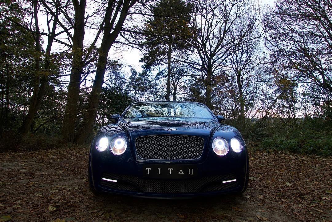 Bentley Gtc Blue 41