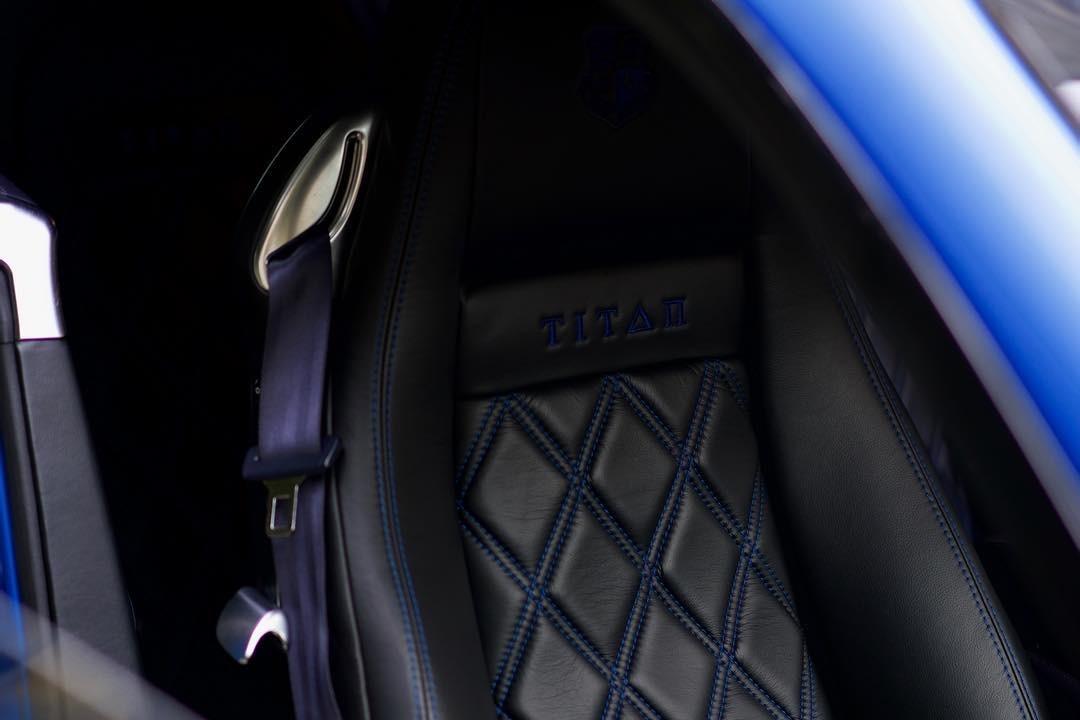 Bentley Gt Matte Blue 36