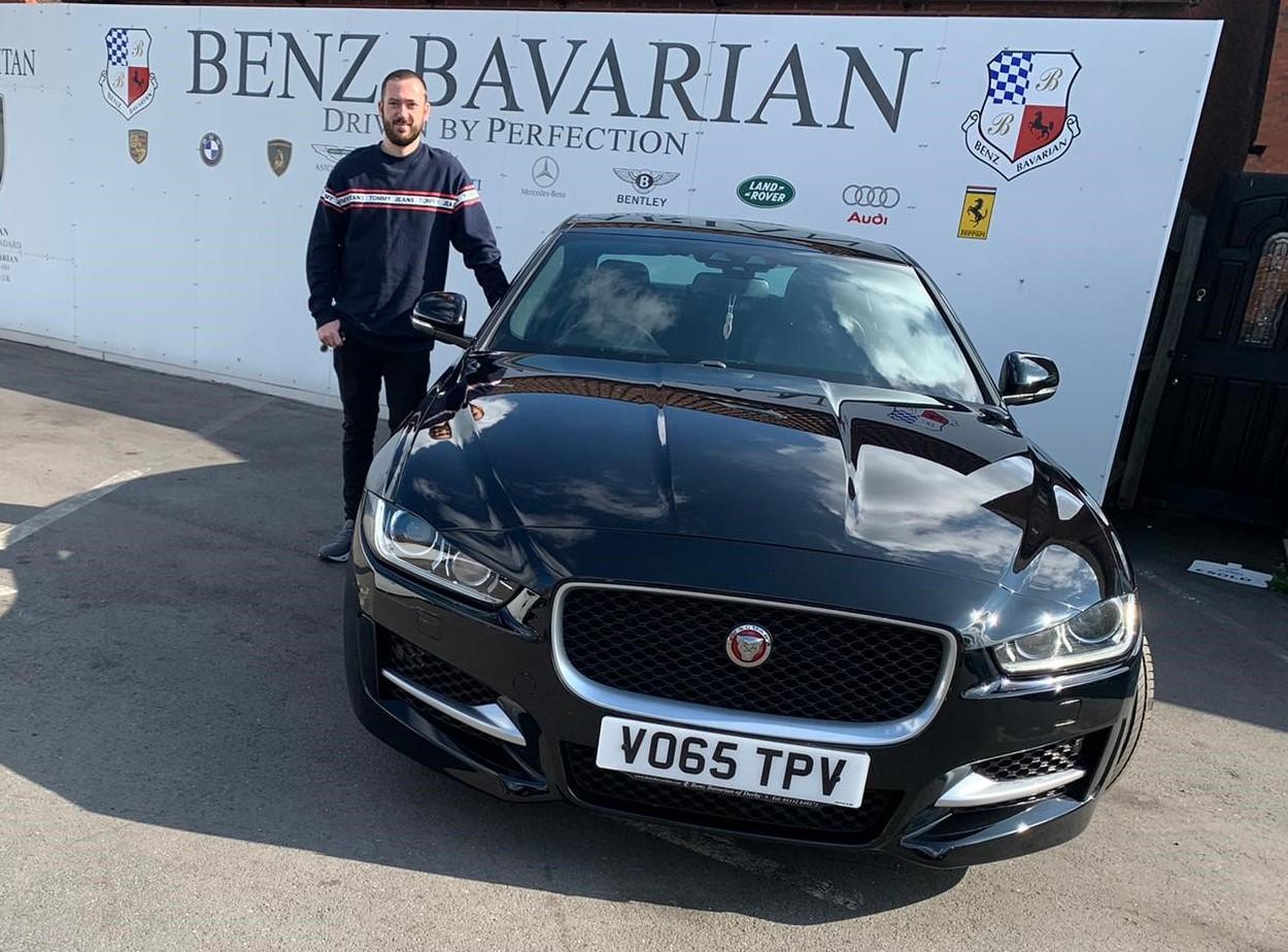 David H Jaguar 2